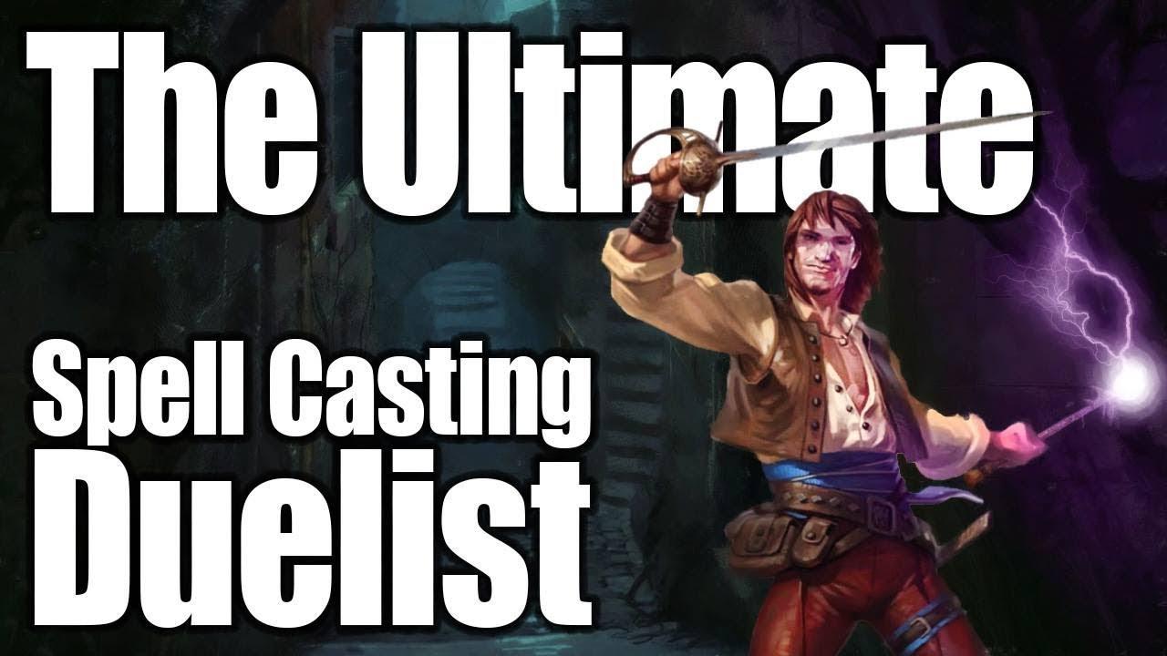 Ultimate Spell Duelist 5e D Amp D Character Builds Adventurers