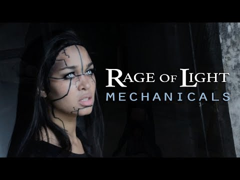 RAGE OF LIGHT - Mechanicals (OFFICIAL VIDEO)
