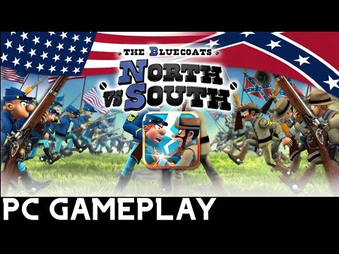 The Bluecoats North & South | PC Gameplay |