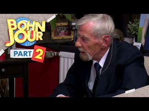 [2/4] Bohn Jour #45   Der Kapitän bei RBTV, Die Baconbombe, WWE in Stuttgart   02.12.2015