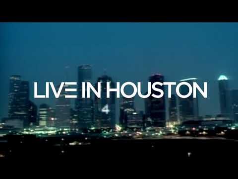 Jean-Michel Jarre - Live in Houston April 10th 2018!
