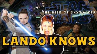What Lando Knows About Rey (STAR WARS EPISODE IX)