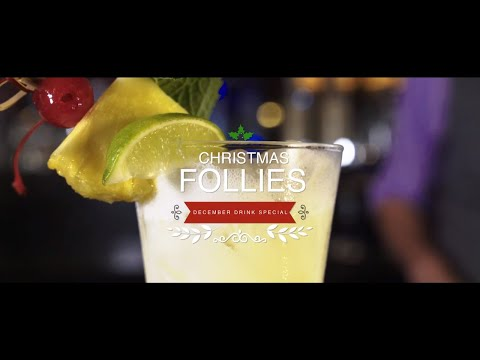 Christmas Follies - San Manuel's Drink of the Month [December 2018]