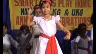 Priya dance in E Mandu nammadu