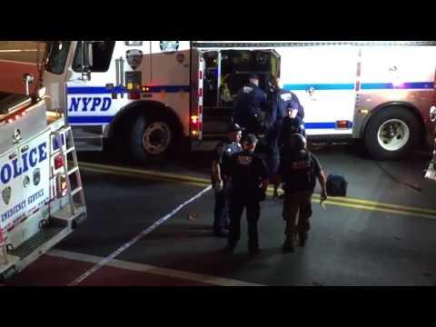 Multiple injuries in improvised explosive device blast in Chelsea Manhattan