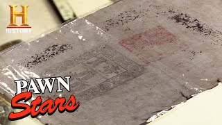 Pawn Stars: Ancient Chinese Currency Could Be the Real Deal (Season 13) | History