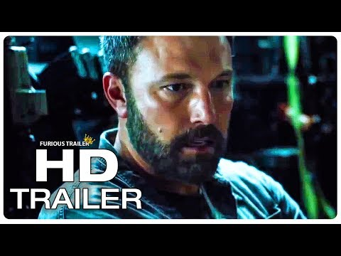 TRIPLE FRONTIER Trailer #2 Official (NEW 2019) Ben Affleck, Pedro Pascal Netflix Action Movie HD