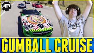 Forza Horizon 2 Online : GUMBALL CRUISE!!! (AR12 Open Lobby)