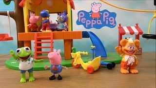 Peppa Pig Compilation Camper Van Muppet Babies Christmas Recital