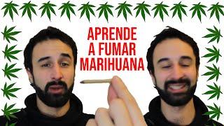 Fumas y no te vuelas Aprende a fumar marihuana - Leon Laviu