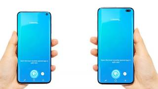 Samsung Galaxy S10 review smartphone first look
