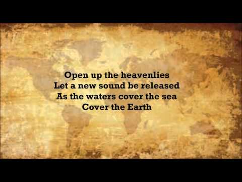Lakewood Church-Cover The Earth W/Lyrics