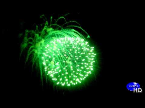 Fireworks   Warner Robins 2013