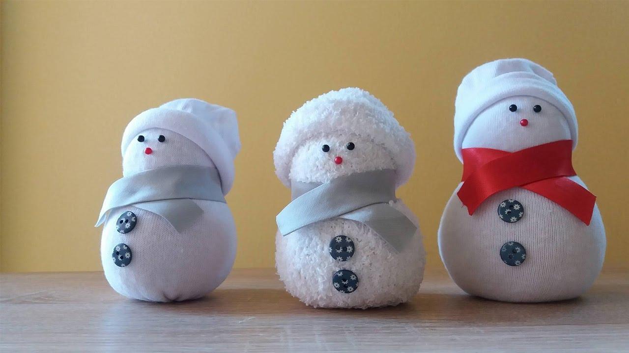 Картинки по запросу snowman out of a sock