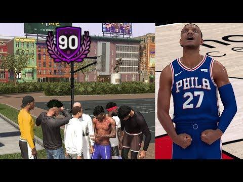 NBA 2K19 My Career EP 43 - 90 Overall!