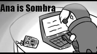 Ana is Sombra | Overwatch animated