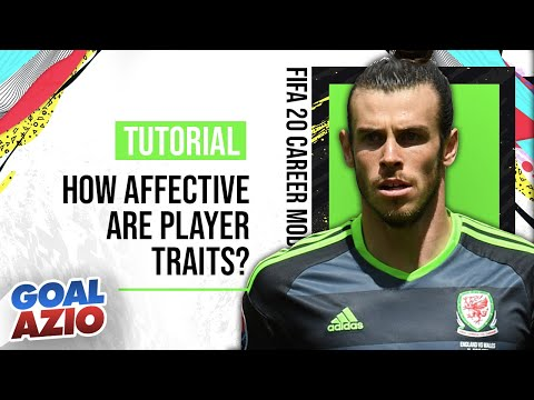 How Affective Are Player Traits? | FIFA 20 Career Mode