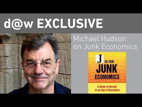 Left Out: Michael Hudson on Junk Economics