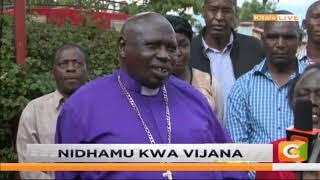 Mafunzo nasaha kwa vijana kuanzishwa TransNzoia