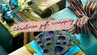 40 Elegant Gift Wrapping Ideas Everyone Will Love I Amazing Creative Holiday Gift Wrapping