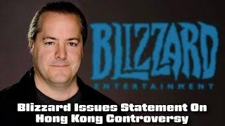 Blizzard Releases Statement on blitzchung Suspension