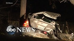 Collision kills 3 in Southern California