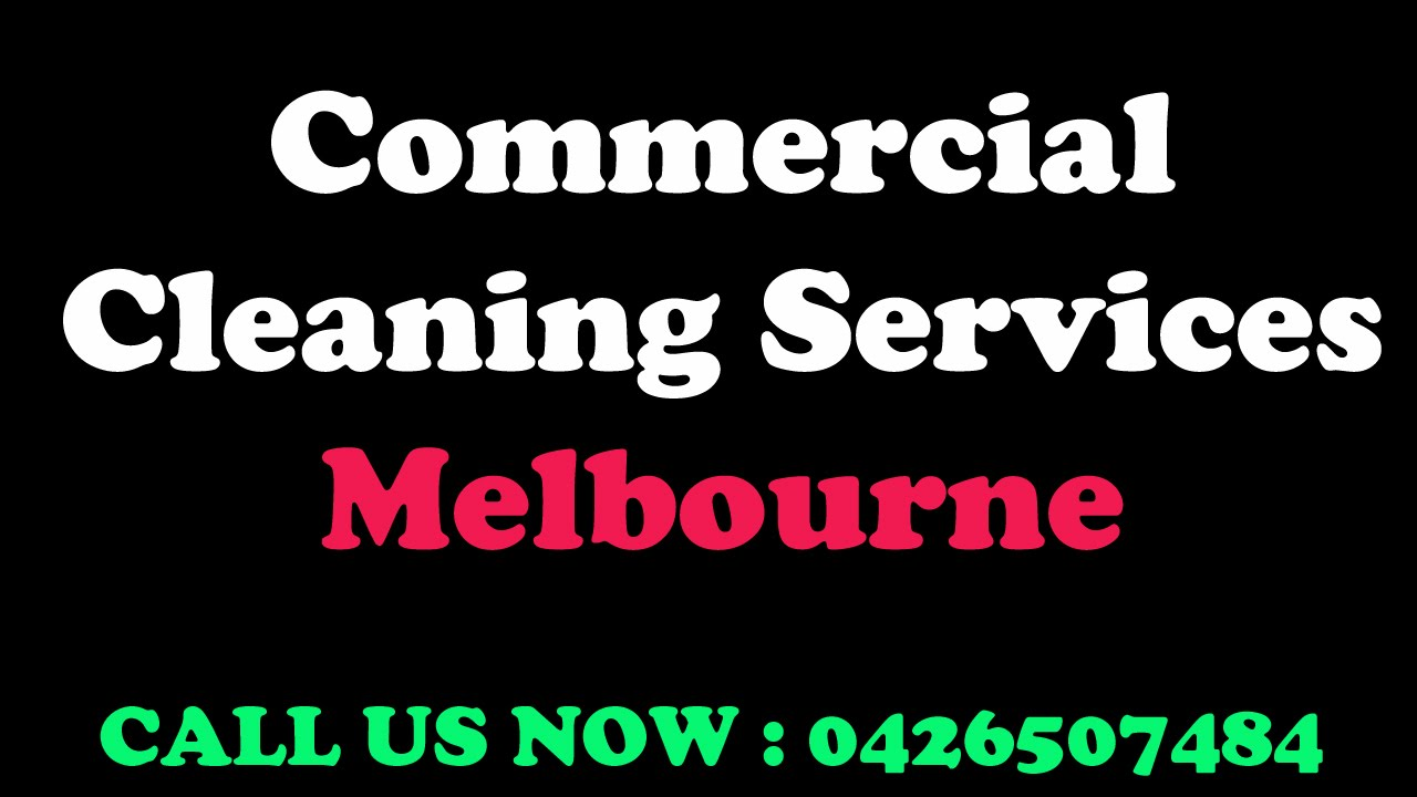 Thumbnail for Office Cleaning In Melbourne