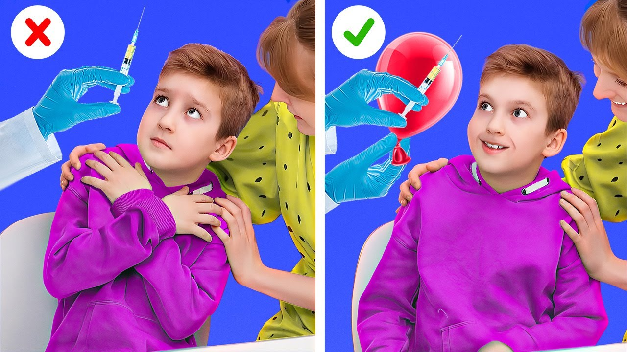 Download PARENTING SURVIVAL GUIDE   Visiting A Doctor For The First Time