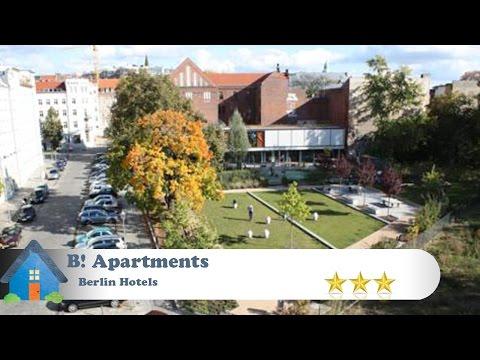 B! Apartments - Berlin Hotels, Germany