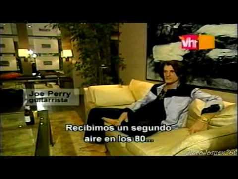 Aerosmith  Behind The Music VH1 Documental Español P9