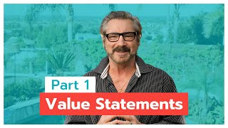 3 Things Great Leaders Do with Value Statements | DON'T GET SCREWED!