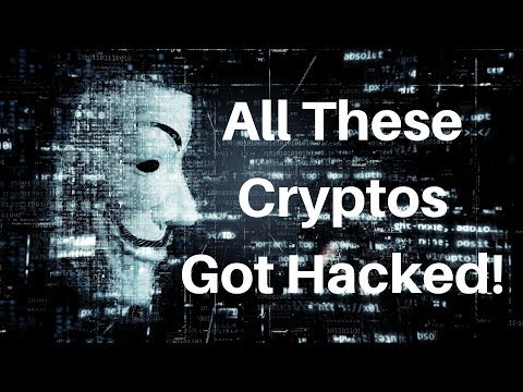 All These Cryptos Got Hacked
