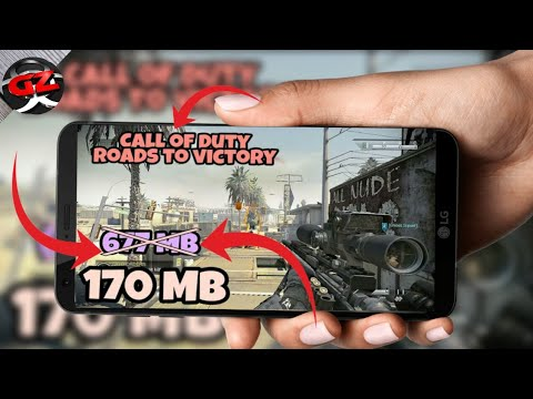 [170MB] HOW TO DOWNLOAD COD:ROADS TO VICTORY GAME IN ANDROID