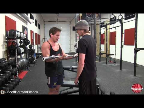 How To Correct Uneven Muscle Growth!