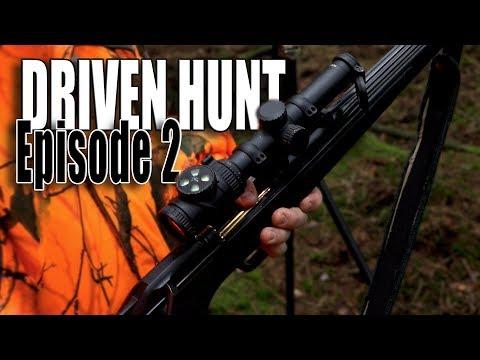 driven-hunt-episode-2---wild-boar-&-deer-at-trulstorp---drückjagd---drevjakt
