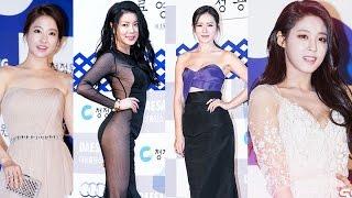 Repeat youtube video [SSTV]  2014 VS 2015, 청룡영화제 레드카펫 여배우 드레스 열전…