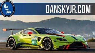 EXCLUSIVE: 2018 Aston Martin V8 Vantage GTE