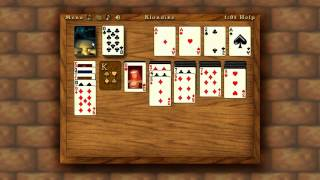 Hardwood Solitaire v2.02 (Windows game 2000)