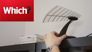 How To Choose And Set Up The Best Indoor Aerial For Freeview Tv - Which? Guide