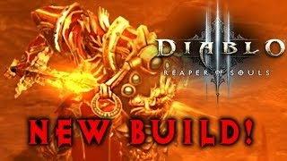 Diablo 3 Crusader Build Gameplay -