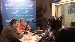видео: Марков Александр и Корнюшина Людмила на радио России Иркутск