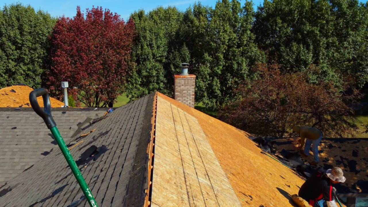 DC ROOFING AND EXTERIORS