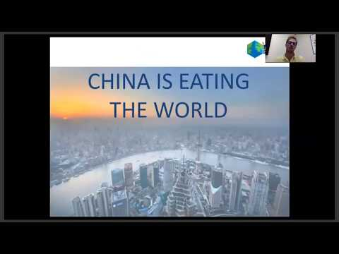 Innovation Is Everywhere: China Is Eating The World - Live Stream Webinar