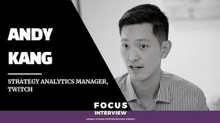 Focus Interview: Leaders of Korea-US Entertainment Industry #3 Andy Kang