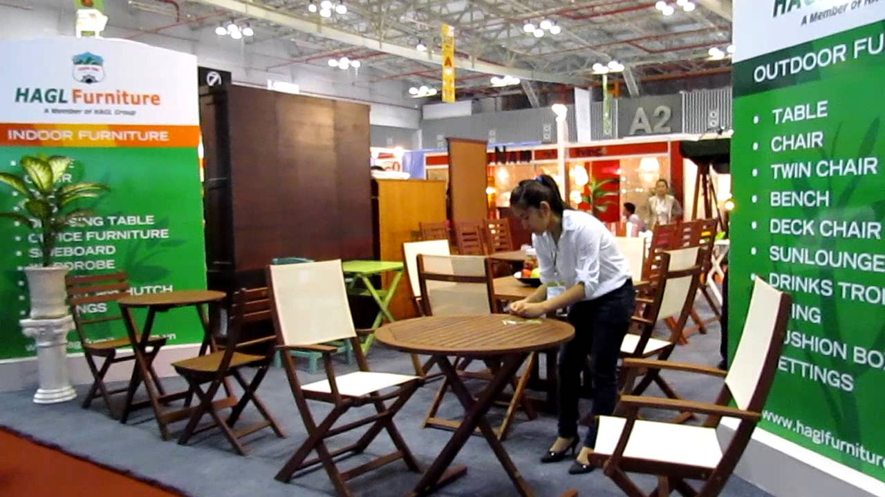 Vietnam Internation Furniture Home Accessories Fair Vifa 2012 Youtube