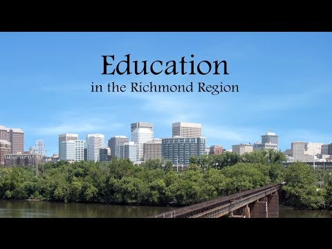 Education in the Richmond Region