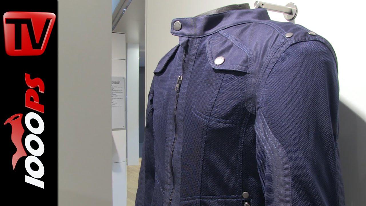 Bmw Venting Anzug F 252 R Sommerliche Temperaturen Youtube