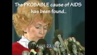 Download Video Margaret Heckler & Robert Gallo - 1984 Press Conference MP3 3GP MP4