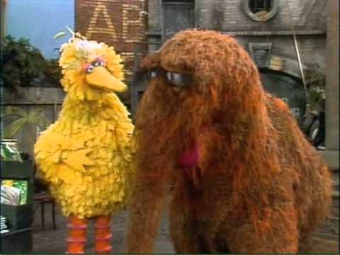 Sesame Street Snuffy Fails To Be Seen Youtube
