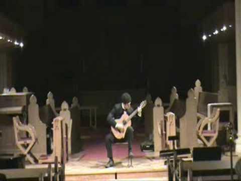 Heitor Villa-Lobos - Prelude No. 1